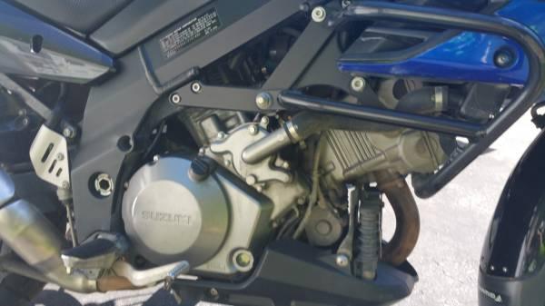 Photo 2007 Suzuki V-Strom 1000 - $4,400 (Kingston)