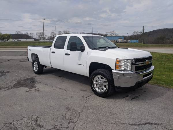 Photo 2014 Chevrolet Silverado 2500HD Crewcab, LT, 4X4, 6.0 V8, Auto, power - $17995 (Mascot)