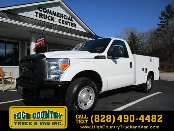 Photo 2015 Ford Super Duty F-250 F250 SD UTILITY TRUCK - $24995 (_Ford_ _Super Duty F-250_ _Truck_)