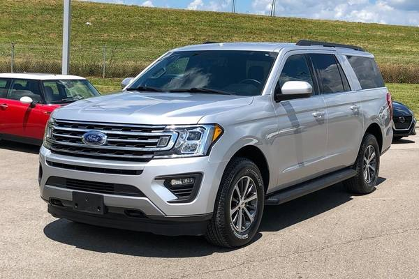 Photo 2019 FORD EXPEDITION MAX XLT 4X4 LIFETIME WARRANTY, CLEAN CARFAX - $38,492 (KNOXVILLE)