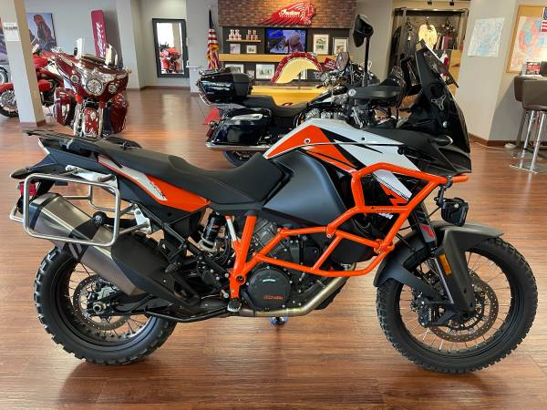 Photo 2020 KTM 1290 Super Adventure R (920483) - $15,999 (Clinton Hwy Knoxville)