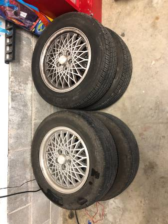 Photo 4 nearly new Cooper CS3 Touring tires 1956515 - $300