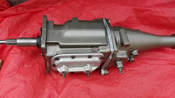 Photo 61-64 ford falcon and comet t-10 4 speed all rebuilt - $1100 (Pigeon forge)