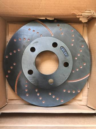 Photo 94-05 Ford Mustang rotors EBC - $180 (Knoxville)