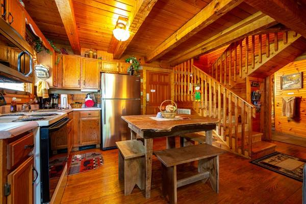 Photo Back to Nature - 1BR2BA - Sleeps 5 (Sevierville)