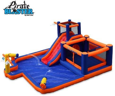Photo Blast Zone Pirate Blaster - Inflatable Water Park - $350 (Morristown TN)
