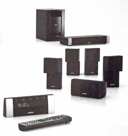Photo Bose Lifestyle V30 5.1 Home Theater Sound System (Solway, TN)