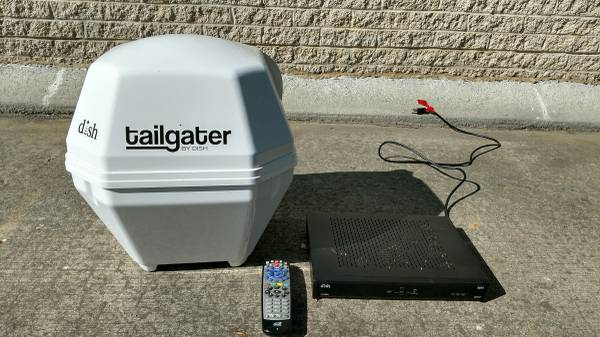 Photo Dish Network Tailgater WReceiver - $125 (Lenoir City Tn)