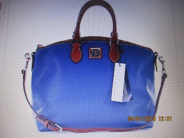 Photo Dooney and Bourke Handbag-NEW - $150 (Powell)