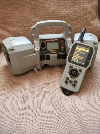 Photo Foxpro Electronic Game Calls