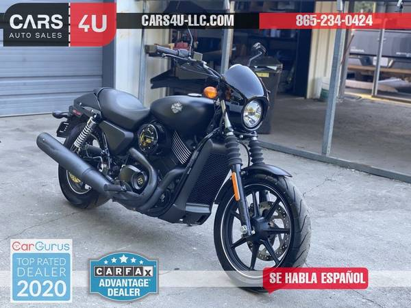 Photo Harley-Davidson XG750 - Street 750 - $4,299 (Knoxville)