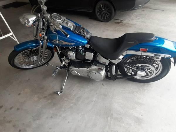 Photo Harley Davidson 97 Softail Springer - $8,000 (Sevierville)