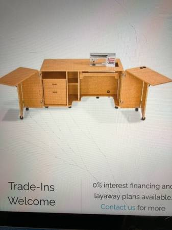 Photo Koala Sewing Cabinet Desk - $400 (Knoxville)