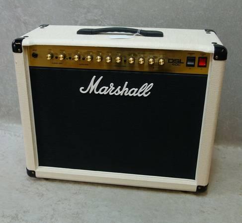 Photo MARSHALL DSL 40C (WHITE) - $500 (Seymour)