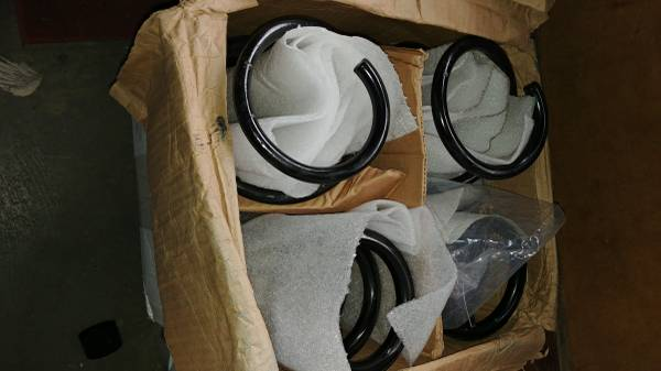 Photo Mustang Performance Pack MagneRide Springs, front and rear - $30 (Andersonville)