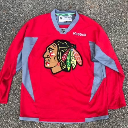 Photo NHL Chicago Blackhawks Practice Jersey - $20 (FARRAGUT)