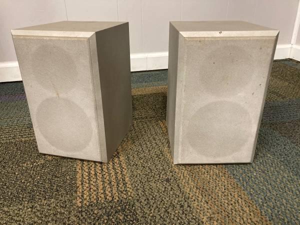 Photo Paradigm Atom Speakers - $15 (Lenoir City)