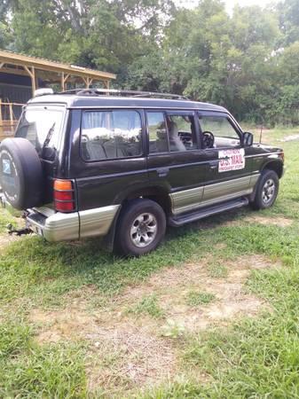 Photo (RHD) 1996 Mitsubishi Montero - $5,500 (Knoxville)