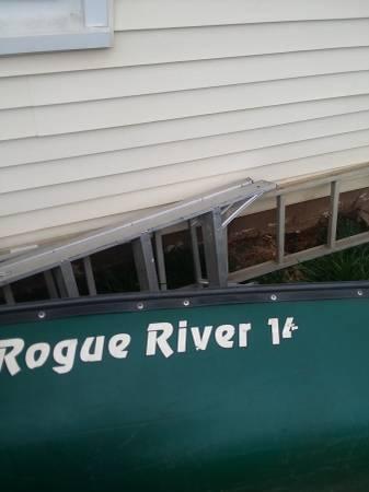 Photo Rogue River 14ft canoe - $350 (Powell)