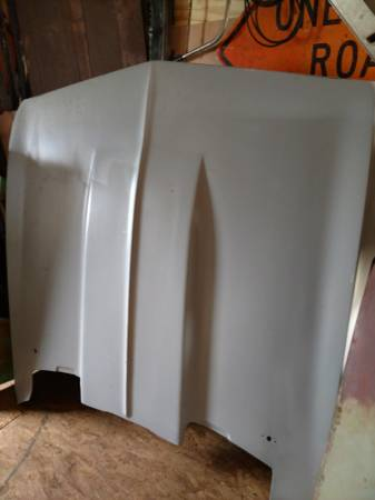 Photo Send offer, 1969 Camaro One Piece Fiberglass Front End - $350 (Seymour)