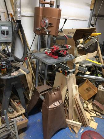 Photo Shopsmith Standalone Drill Press - $500 (Maryville)