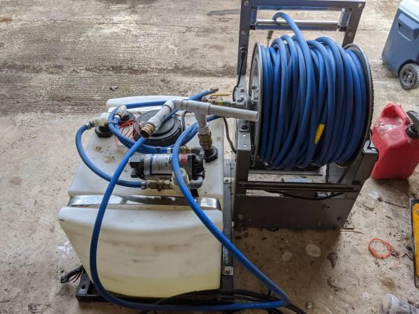 Photo Termite Spray Rig  Skid Sprayer - $1,200 (Dandridge)