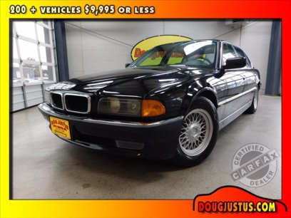 Photo Used 1998 BMW 740iL  for sale