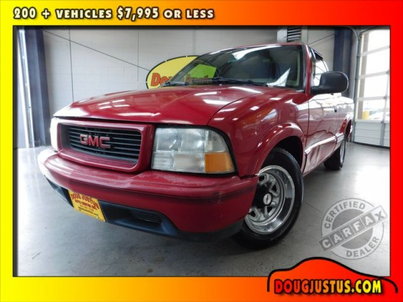 Photo Used 1998 GMC Sonoma SLS for sale