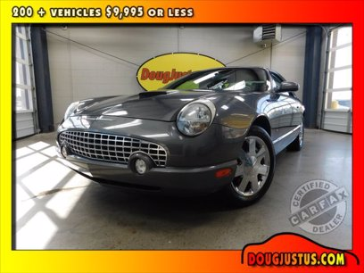 Photo Used 2003 Ford Thunderbird Deluxe for sale