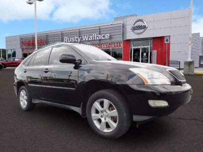 Photo Used 2007 Lexus RX 350 AWD for sale