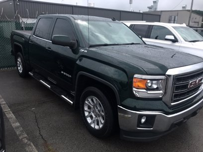 Photo Used 2014 GMC Sierra 1500 2WD Crew Cab SLE for sale