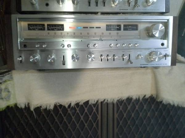 Photo Vintage SX-980 pioneer stereo receiver - $650 (newport)