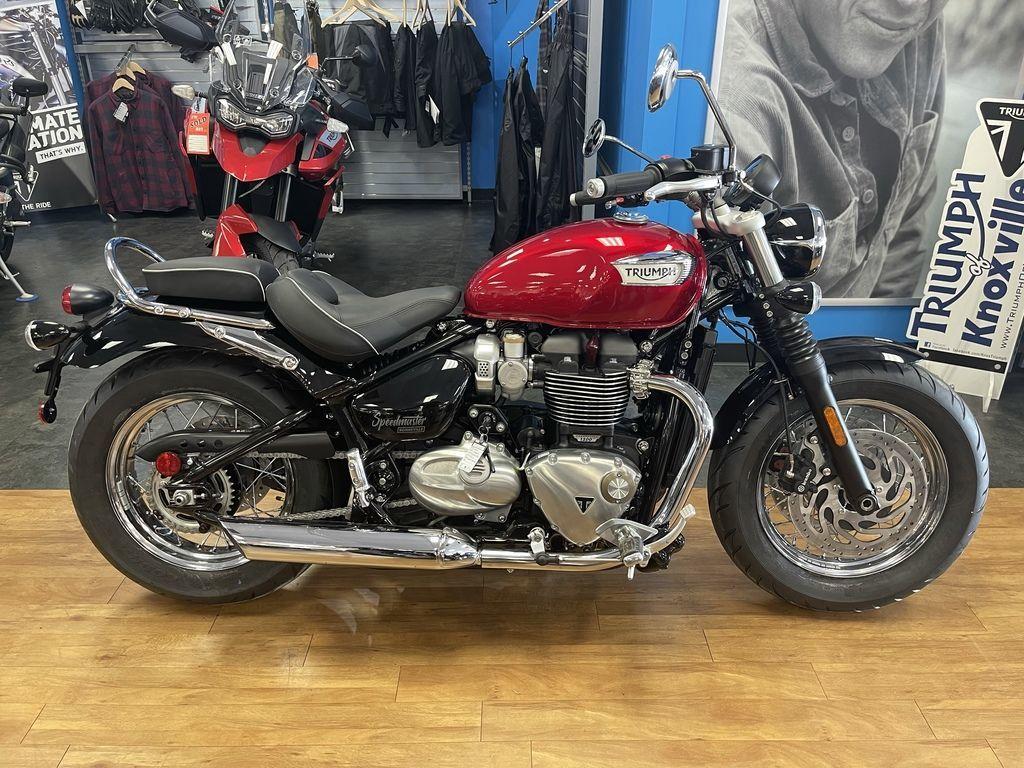 Photo 2022 Triumph Bonneville Speedmaster $13450