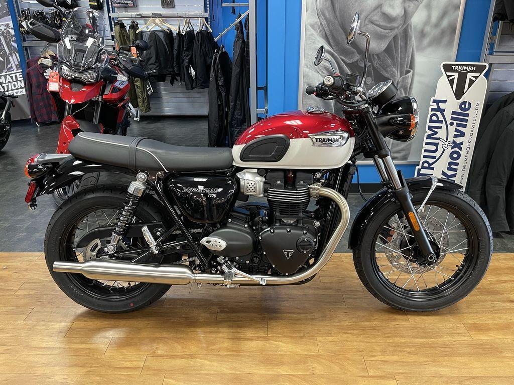 Photo 2022 Triumph Bonneville T-100 $11000