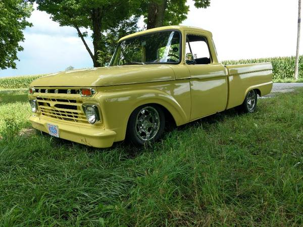 Photo 1966 Ford Truck - $25000