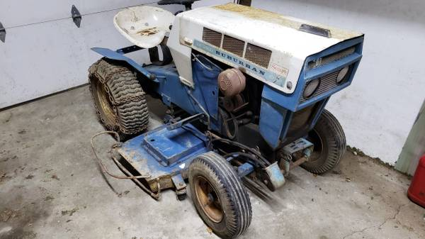 Photo 1966 Sears Suburban 10 Garden Tractor  Mower - $495 (Marion IN)