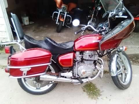 Photo 1978 Honda CB - $1,500 (Shipshewana)