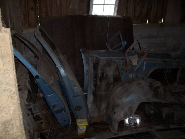 Photo 1981-1993 Dodge Ram or Ramcharger - $450 (Sharpsville)