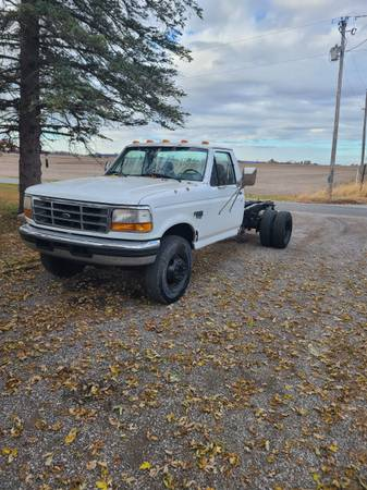 Photo 1997 Ford dually F Super Duty - $3,000 (Sharpsville)