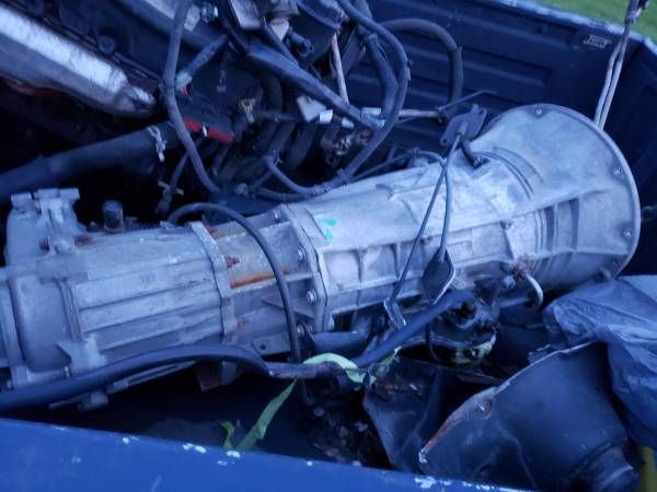Photo 2003 Jeep Grand Cherokee 4.7 Motor - $800 (Marion, IN)