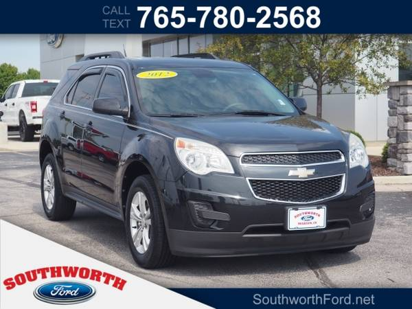 Photo 2012 Chevrolet Equinox LT - $10,950 (Chevrolet Equinox SUV)