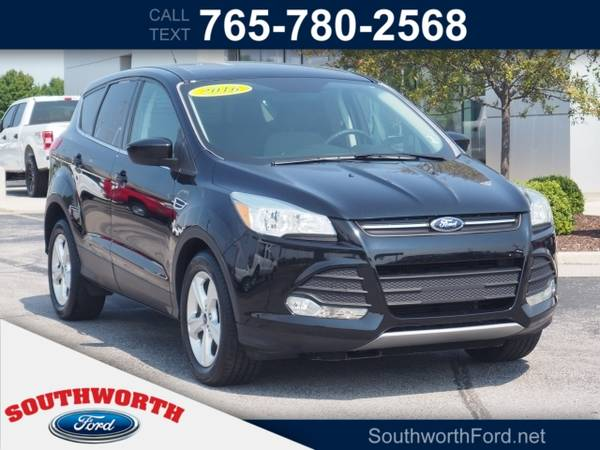 Photo 2016 Ford Escape SE - $14,550 (Ford Escape SUV)