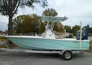 Photo 2016 Sea Fox 200 Viper$()...... - $20,000 (tippecanoe)