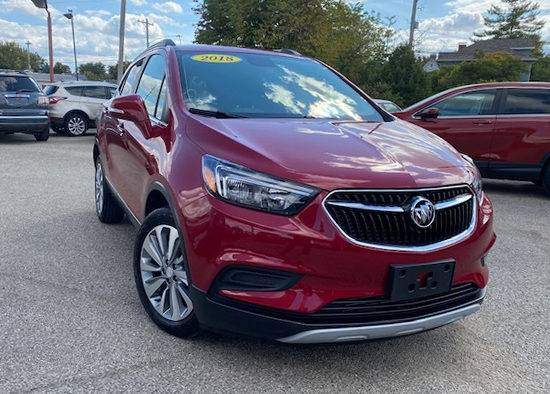 Photo 2018 Buick Encore with 18K Miles with Warranty-Like New-We Finance - $16,997 (Black Friday Sale Going on Now... was 18997)
