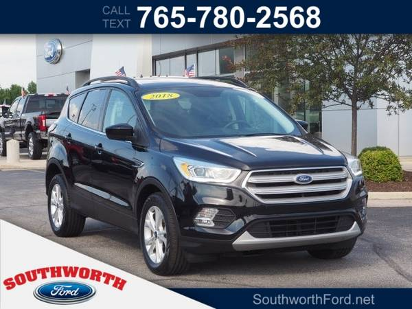 Photo 2018 Ford Escape SEL - $19,450 (Ford Escape SUV)