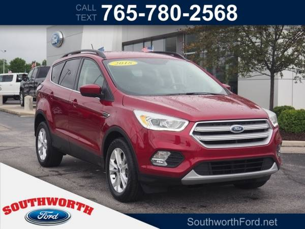 Photo 2018 Ford Escape SEL - $19953 (Ford Escape SUV)