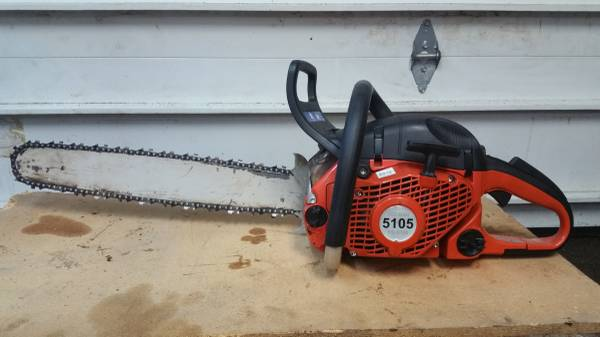 Photo Dolmar 5105 chainsaw with a 20 inch bar and chain motosierra - $400 (LOGANSPORT)