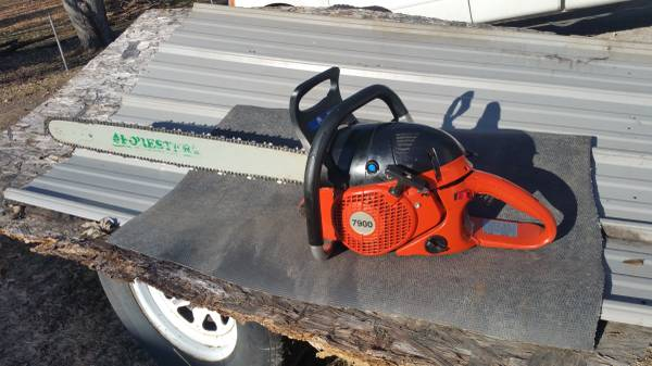 Photo Dolmar PS7900 chainsaw with a 30 inch bar and chain motosierra - $650 (LOGANSPORT)