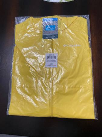 Photo New Columbia Rain Jacket - $10 (Anderson, In)