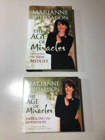 Photo The Age of Miracles- book and CD - $10 (Columbia City)
